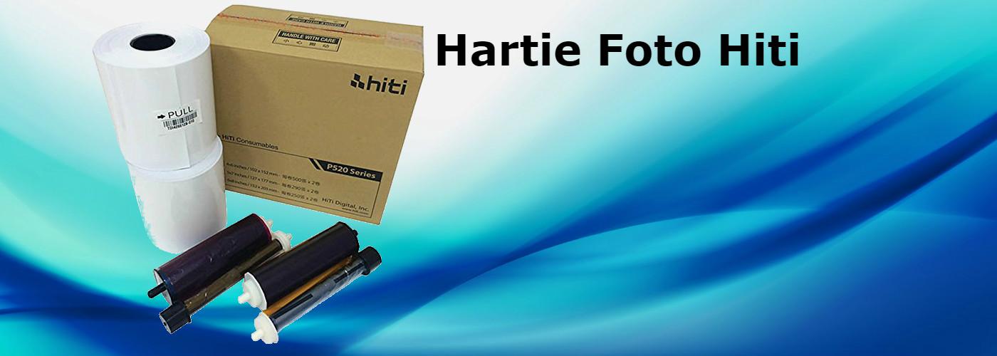 Hartie foto Hiti Romania