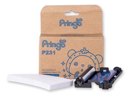 Hartie foto pentru Pringo P231 (Auriu )-30 Buc