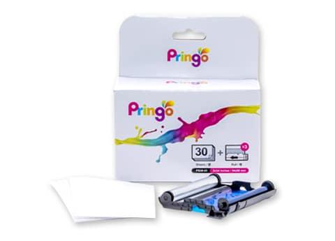 Hartie foto pentru Pringo P231 (Argintiu)-100 Buc